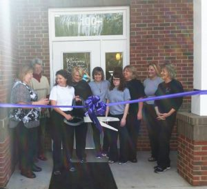 Pittsboro Dentist Ribbon Cutting Image